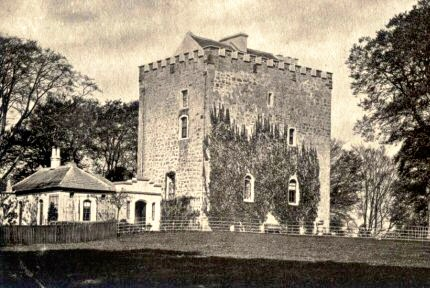 Closeburn Castle